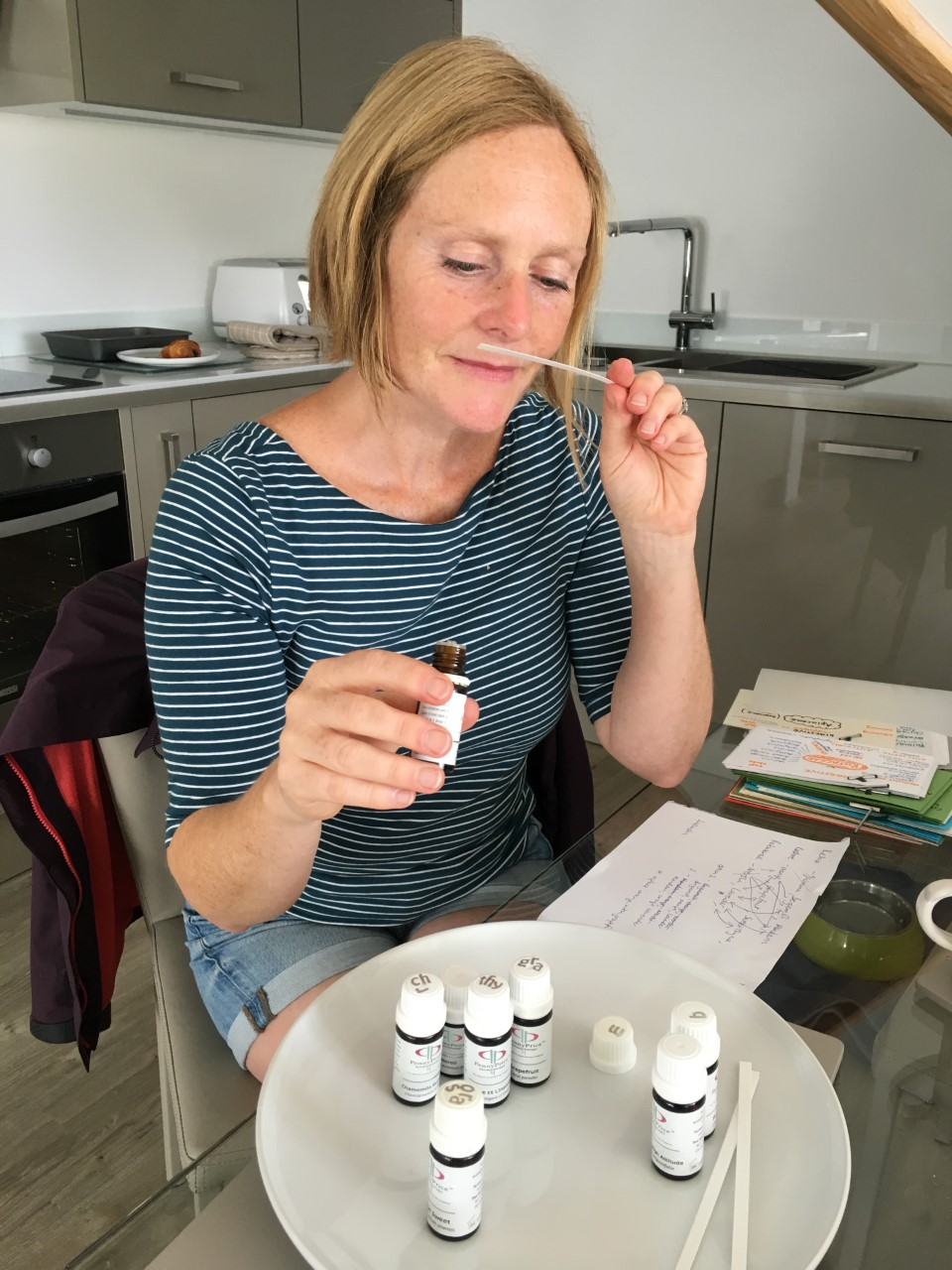 Sara Enock, Clinical Aromatherapist
