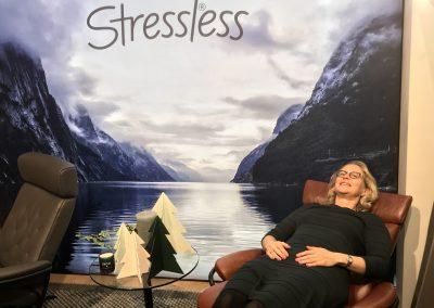 Stressless test